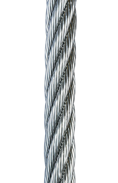 Stainless steel AISI 316 wire rope | ITSASKORDA